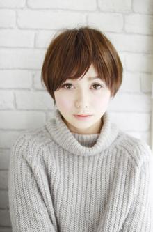 シフォンショート☆|ZU-LU 新城店のヘアスタイル