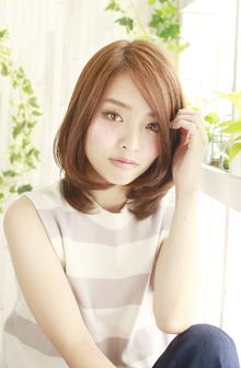 ゆるりワンカールボブ☆|ZU-LU 新城店のヘアスタイル