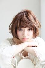 妹系スィートボブ|ZU-LU 新丸子店のヘアスタイル
