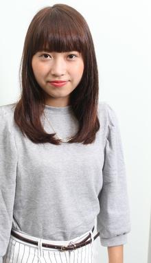 シンプルだけど上品なカワイイ☆ボブ☆|ZU-LU 新丸子店のヘアスタイル