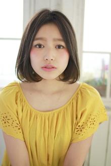 チュラルかわいいヘアースタイル|ZU-LU 新丸子店のヘアスタイル