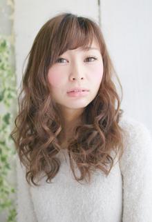 モテふわパーマスタイル☆|ZU-LU 新丸子店のヘアスタイル