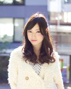 モテ髪デジタルカール|ZU-LU 稲田堤店のヘアスタイル