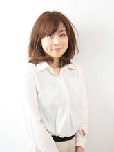 ベーシックカール|ZU-LU 稲田堤店のヘアスタイル