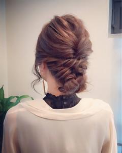 大人hair☆|etanaのヘアスタイル