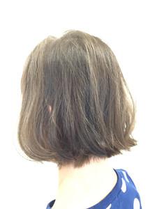 ふんわりボブ|etanaのヘアスタイル