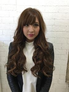 チョコブラウン|GROSS 心斎橋のヘアスタイル