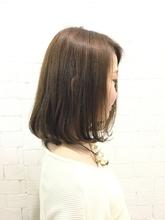 やわらかシフォンボブ|GROSS 心斎橋 山上 絋司のヘアスタイル