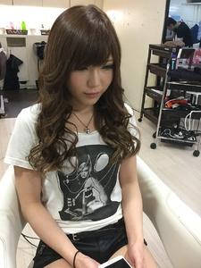 ダークアッシュ☆|GROSS 心斎橋のヘアスタイル