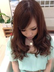 可憐なフワフワスタイル☆|GROSS 心斎橋のヘアスタイル