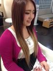 ベリーピンクグラデーションカラー|GROSS 心斎橋のヘアスタイル