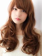 柔らかウェーブスタイル|DADA Hair Salonのヘアスタイル