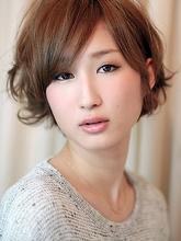 カジュアルショート|DADA Hair Salonのヘアスタイル