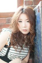 束感デジタルパーマスタイル|hair salon JOJOのヘアスタイル