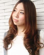ふわモテダウンスタイル|hair salon JOJOのヘアスタイル