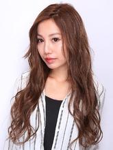 【Arrange】シールエクステ3Dカラーモード|hair salon JOJOのヘアスタイル