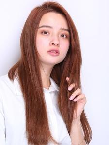 【After】カラー+エクステ 3Dカラー|hair salon JOJOのヘアスタイル
