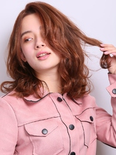【Before】モードカラー+シールエクステ|hair salon JOJOのヘアスタイル
