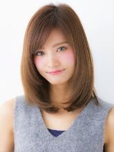 超音波トリートメントモード 艶髪|hair salon JOJOのヘアスタイル