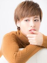 ミニマムボブ厚めバングナチュラルショート|hair salon JOJOのヘアスタイル