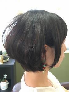 ボブスタイル|Verde Hair Gardenのヘアスタイル
