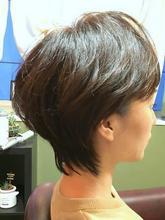 ショートボブ|Verde Hair Gardenのヘアスタイル
