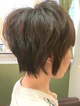 ショートスタイル|Verde Hair Gardenのヘアスタイル