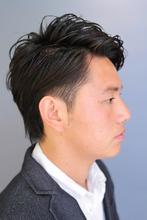 サイドツーブロックスタイル|grandのメンズヘアスタイル
