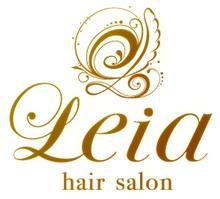 Leia  | レイア  のロゴ