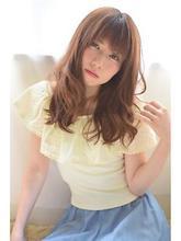 大人の色気を引き出すラフウェーブ☆|moon jejeのヘアスタイル
