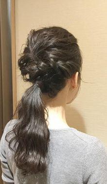 オシャレテール|Valoのヘアスタイル