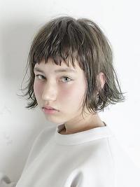 イルミナオーシャン☆外ハネショートボブ
