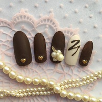 スイートチョコネイル