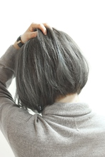 【LAVIERE】 ブルージュ ショートボブ 西村|LAVIERE by R-EVOLUT 西村 武士のヘアスタイル