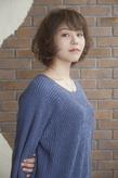 ☆外国人風×マッシュ×ボブ☆ LAVIERE by R-EVOLUTのヘアスタイル