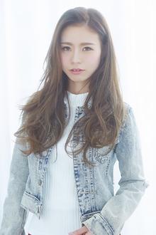 ☆ラフさのあるゆるぼさロング☆|LAVIERE by R-EVOLUTのヘアスタイル