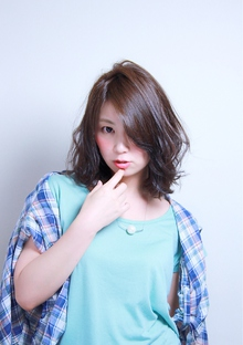 ☆大人かわいいウォブスタイル☆|LAVIERE by R-EVOLUTのヘアスタイル