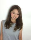 ☆グレージュセミディ☆|LAVIERE by R-EVOLUTのヘアスタイル
