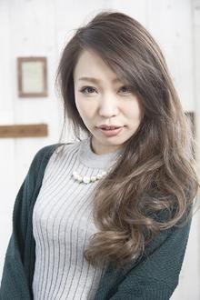【LAVIERE】ミランダライツ☆愛されグレージュ/西村|LAVIERE by R-EVOLUTのヘアスタイル