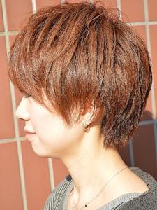 【LAVIERE】ヌーディカシス☆大人マニッシュ/西村|LAVIERE by R-EVOLUTのヘアスタイル