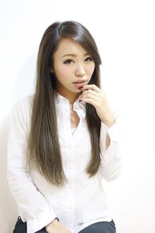 【LAVIERE】ノームコア☆大人愛されグレージュ☆西村|LAVIERE by R-EVOLUTのヘアスタイル