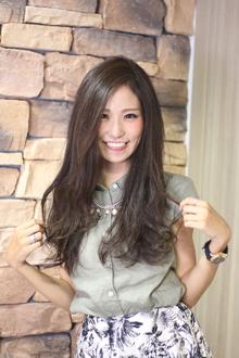 ☆カジュアルロング☆|LAVIERE by R-EVOLUTのヘアスタイル