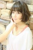 ☆大人可愛いショートボブ☆|LAVIERE by R-EVOLUTのヘアスタイル