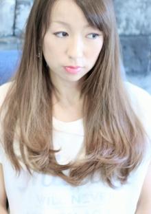 ☆ピンクベージュのグレージュグラデーションカラー☆|LAVIERE by R-EVOLUTのヘアスタイル