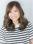 【LAVIERE】海外の女の子風『イノセントベージュ』/西村|LAVIERE by R-EVOLUTのヘアスタイル