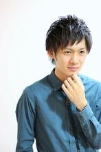 【LAVIERE】ツーブロック☆束感ショート☆西村|LAVIERE by R-EVOLUT 西村 武士のメンズヘアスタイル