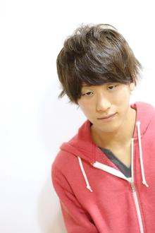 【LAVIERE】ツーブロック☆ウルフマッシュ☆西村|LAVIERE by R-EVOLUTのヘアスタイル
