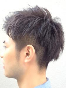 メンズ王道ツーブロックさわやかショート|LAVIERE by R-EVOLUTのヘアスタイル