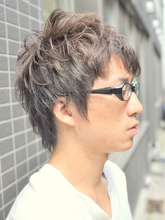K2B|LAVIERE by R-EVOLUT LAVIERE のメンズヘアスタイル
