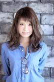 ショートバングにピンクアッシュの透け感が可愛い春夏スタイル☆|LAVIERE by R-EVOLUTのヘアスタイル